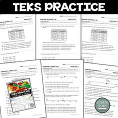 3rd Grade Math STAAR Test Prep {Geometry & Measurement