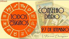Conselho Diário 27/09/17 com Karine Ouriques