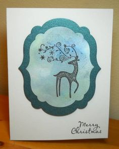 Distressed Dasher by susanbri - Cards and Paper Crafts at Splitcoaststampers