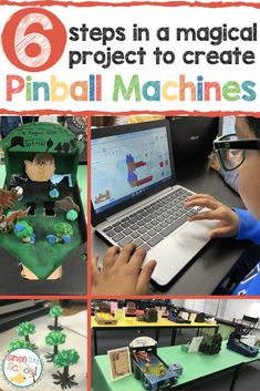 If you are looking for GT activities that your students will love, then look no further. This project incorporated 3-D printers and pinball machine templates that students used to create and design their own pinball machines.