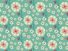"Happy Huesday   ""Wildflower Perfume"" by wondercake uprinting-canvas"