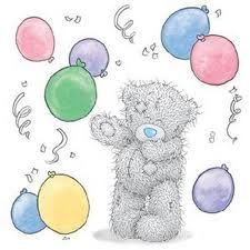 ♥ Tatty Teddy ♥ Me to You ♥ Balloon Party ♥