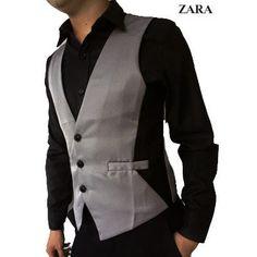 Fashionlizious: Zara 3348 - Grey
