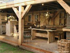 I love this gardenroom. Boomhut.nl - Tuinkamers