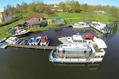 Camping auf dem Wasser: Mobil ahoi! - PROMOBIL Camping, Travel Inspiration, Germany, Boat, Fun, Trips, Safety, Viajes, Tours
