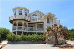 17 best almost oceanfront outer banks vacation rentals from village rh pinterest com