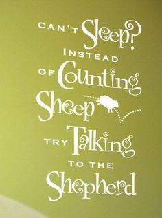 MY shepherd!