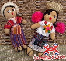 muñecas tipicas de guatemala - Buscar con Google