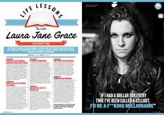Image result for laura jane grace poster