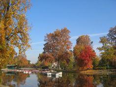 Bois de Vincennes Park, Vincennes Town