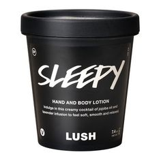 Everything about this lotion, from its pale purple hue to its sweet lavender and tonka perfume, will relax you and make any winter worries a distant memory. Massage this soothing almond oil and cocoa butter lotion into skin to leave it velvety soft, and let its comforting scent sweep you away to the land of nod.