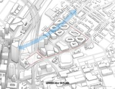 Gallery of BIG, West 8 + Atelier Ten Unveil Masterplan for Pittsburgh's Lower Hill District - 10