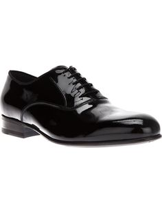 Shop Lanvin patent oxford shoe in Gente Roma from the world's best independent boutiques at farfetch.com. Over 1000 designers from 60 boutiques in one website.