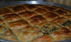 Baniçka (Göçmen Böreği) | Nefis Balkan Yemekleri Quiche, Pie, Bread, Breakfast, Desserts, Food, Torte, Morning Coffee, Tailgate Desserts