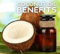 The Many Benefits of Coconut oil. A Great List of 100 Unusual Uses