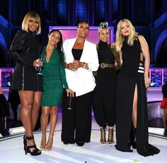 """VH1's inaugural """"Dear Mama"""" event was a celebration of love and gratitude as celebrities like Queen Latifah, Alicia Keys, Rita Ora, Jaden and Willow Smith honored their mothers for Mother's Day."""