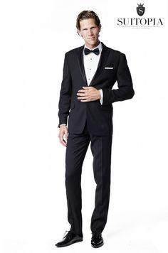 Skräddarsydd Smoking / Tuxedo 2115 kr - SUITOPIA