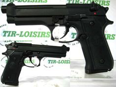 M92 (airsoft à gaz)  #airsoftgunspistoletabilles #modelesagazco2 #m92