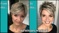 Styling Help for your Overgrown Pixie Thin Hair Short Haircuts, Edgy Pixie Hairstyles, Short Thin Hair, Cute Haircuts, Short Hair With Layers, Pretty Hairstyles, Short Hair Cuts, Short Hair Styles, Undercut Pixie