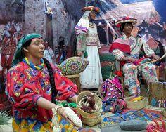Huichol clothing,