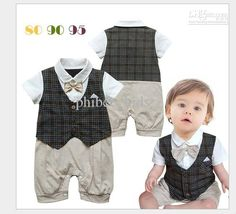 Wholesale Summer Clothes Buy Cool Lovely Baby Boys Lattice | www.