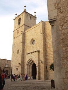 Santa María con-catedral diócesis Coria -Cáceres