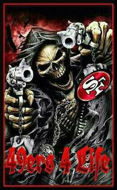 49er Nation SF Niners San Francisco 49ERS 4Life