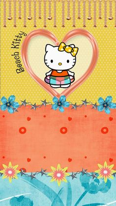 E2 99 A1 E2 99 A1dazzle My Droido Kitty Summer Love Wallpaper Collection E2 99 A1 E2 99 A1