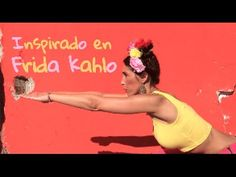 Piernas y Glúteos Perfectos: Inspirado en Frida Kahlo