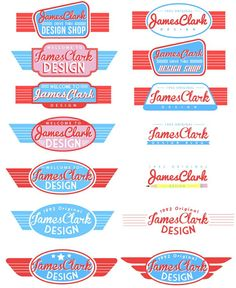 1950s design printable - Google 検索