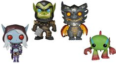 Funko's new Warcraft toys include the cutest Lil' Earth-Shatterer