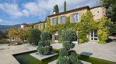 International screen siren Brigitte Bardot's fully-renovated former vacation home in France is up for sale for $5.65 million. www.Value4MyHome.com
