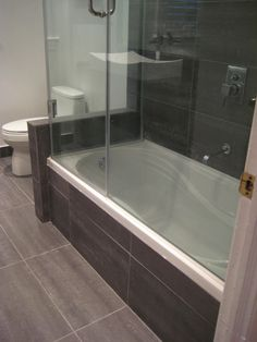 21+ Unique Bathtub Shower Combo Ideas for Modern Homes | neat you ...