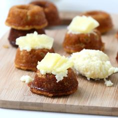 Coconut Flour Pina Colada Mini Donuts recipe by Mary Frances at http://thesweet-toothlife.com! OMG! best donuts for summer ever!!!!!!!