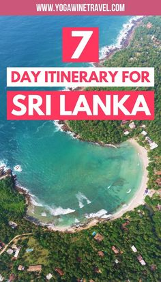 The teardrop-shaped island of Sri Lanka is bound to capture your heart with its stunning heritage sites, incredible wildlife, picturesque mountain ranges and palm-fringed coastline. Despite its compact size, Sri Lanka is best explored over a few weeks' time. However, if you only have 1 week in Sri Lanka then read on for my express 1 week Sri Lanka itinerary to help you make the most of your time!