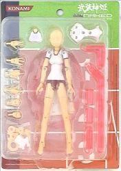 コナミ ネイキッド フレッシュver1 タイプスポーツ ワインレッド(体操服/赤) CR146