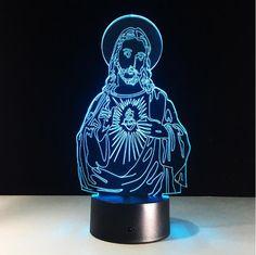 Hot trending item: New Arrivals Insh... Check it out here! http://jagmohansabharwal.myshopify.com/products/new-arrivals-inshallah-3d-optical-illusion-jesus-christ-led-lamp-night-light?utm_campaign=social_autopilot&utm_source=pin&utm_medium=pin
