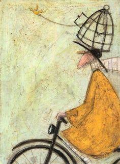 Joyce Goes On Ahead   John Noott Galleries