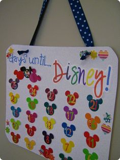 """IMG_2801 2 ~ Disney Vacation Countdown by """"Living Laughing & Loving"""""""