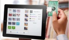 Square, the mobile payment company, has introduced an iPad app that turns the tablet into a cash register.    As the very Apple-like video above explains, the Square Register app plus Square's quarter-sized reader lets you process payments via cash, credit card and even by customer name. The ...