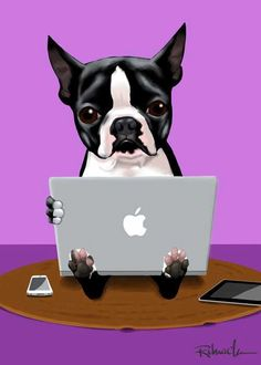 """Get fantastic tips on """"boston terrier puppies"""". They are actually offered for you on our web site. Pitbull Terrier, Brindle Boston Terrier, Terrier Puppies, Baby Boston Terriers, Boston Terrier Love, Boston Terrior, Boston Terrier Kunst, Cãezinhos Bulldog, Boston Art"""