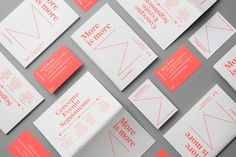 Events & More on Behance