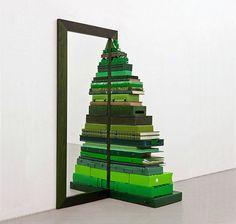 Contemporary Art christmas tree from Michael Johansson