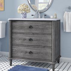 """Nieman 36"""" Single Bathroom Vanity Set"""