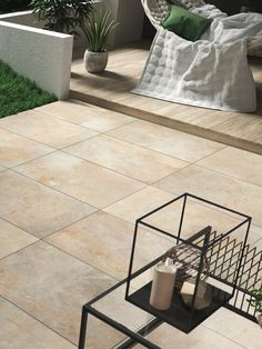 Transform your external living areas with outdoor porcelain tiles from CTD Tiles. Ideal for patios, terraces and pathways. #outdoortiles #outdoorspace #summerpergola #outdoorpergola #outdoorfurniture #gardenideas #creamoutdoortiles Outdoor Porcelain Tile, Outdoor Tiles, Outdoor Pergola, Porcelain Tiles, Outdoor Flooring, Bbq Area, Terraces, Pathways, Dining Area