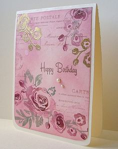 Happy Birthday Barb! by Jacqueline.fr, via Flickr