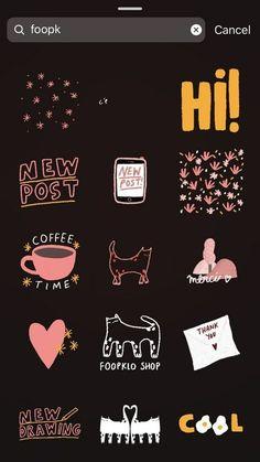 Instagram Feed, Instagram Emoji, Instagram Editing Apps, Instagram And Snapchat, Instagram Quotes, Ideas De Instagram Story, Creative Instagram Photo Ideas, Snapchat Stickers, Instagram Highlight Icons