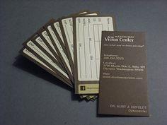 50 Business Cards Inspirations #1 | JuliusDesign