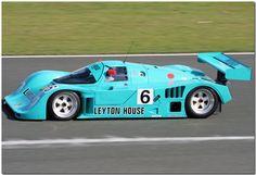 Legendary racing cars: Porsche 956/962