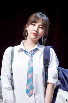 In which Mina Myoui, a strict Japanese-American college girl, teaches… Kpop Girl Groups, Korean Girl Groups, Kpop Girls, Nayeon, Sana Momo, Twice Kpop, Myoui Mina, Japanese American, Dahyun